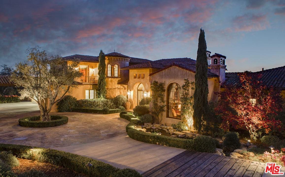 1  CIMA VISTA Lane, Montecito, California