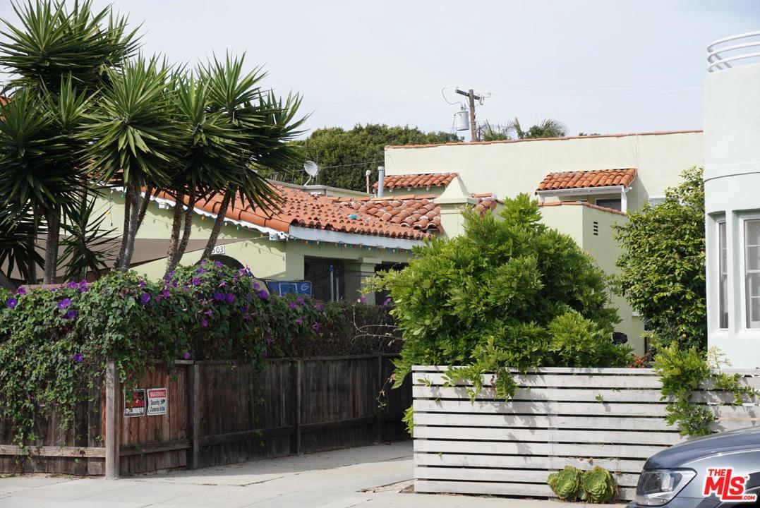 2503 20th Street Santa Monica, CA 90405