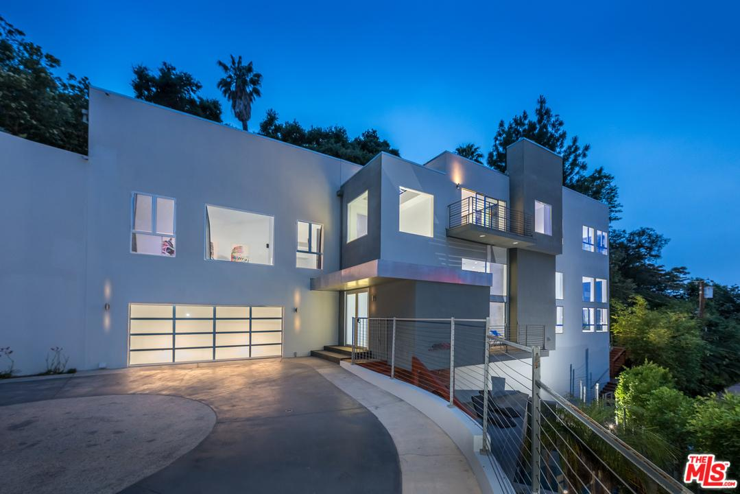 3581  MULTIVIEW Drive, Hollywood Hills, California