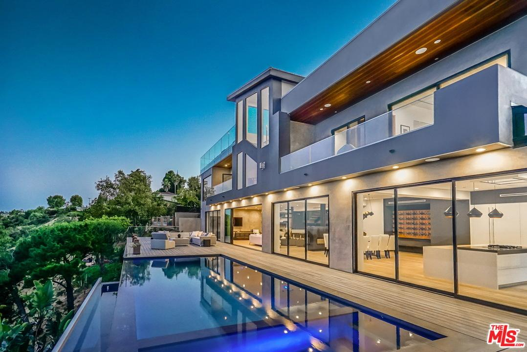 2484  ROSCOMARE Road, Bel Air in Los Angeles County, CA 90077 Home for Sale