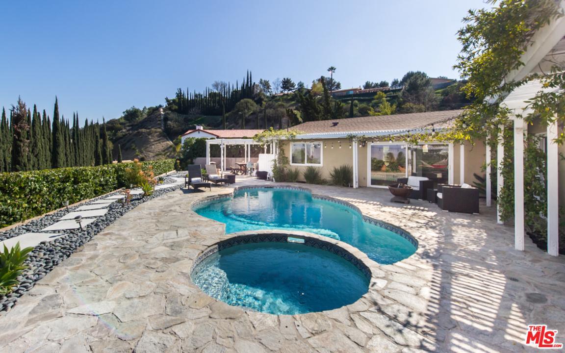 8251 Skyline Drive West Hollywood, CA 90046