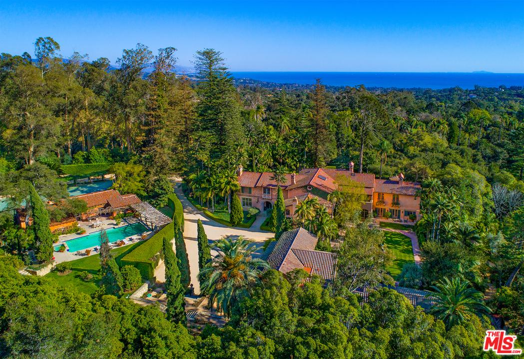 888  COLD SPRINGS Road, Montecito, California