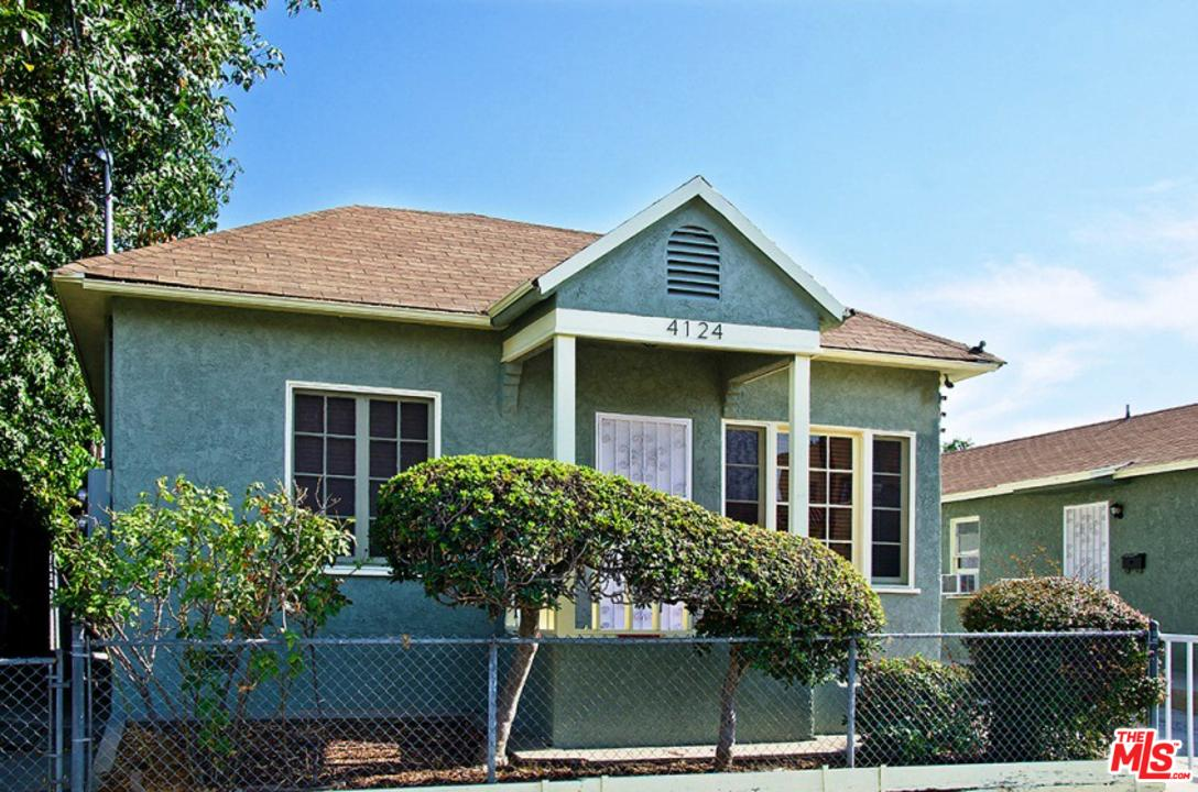 4124  MONROE Street, Silver Lake Los Angeles in Los Angeles County, CA 90029 Home for Sale