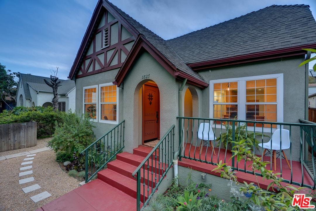 1827  SILVER LAKE, Silver Lake Los Angeles in Los Angeles County, CA 90026 Home for Sale
