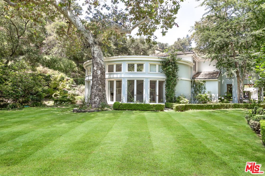 1201 STONE CANYON Road, one of homes for sale in Bel Air