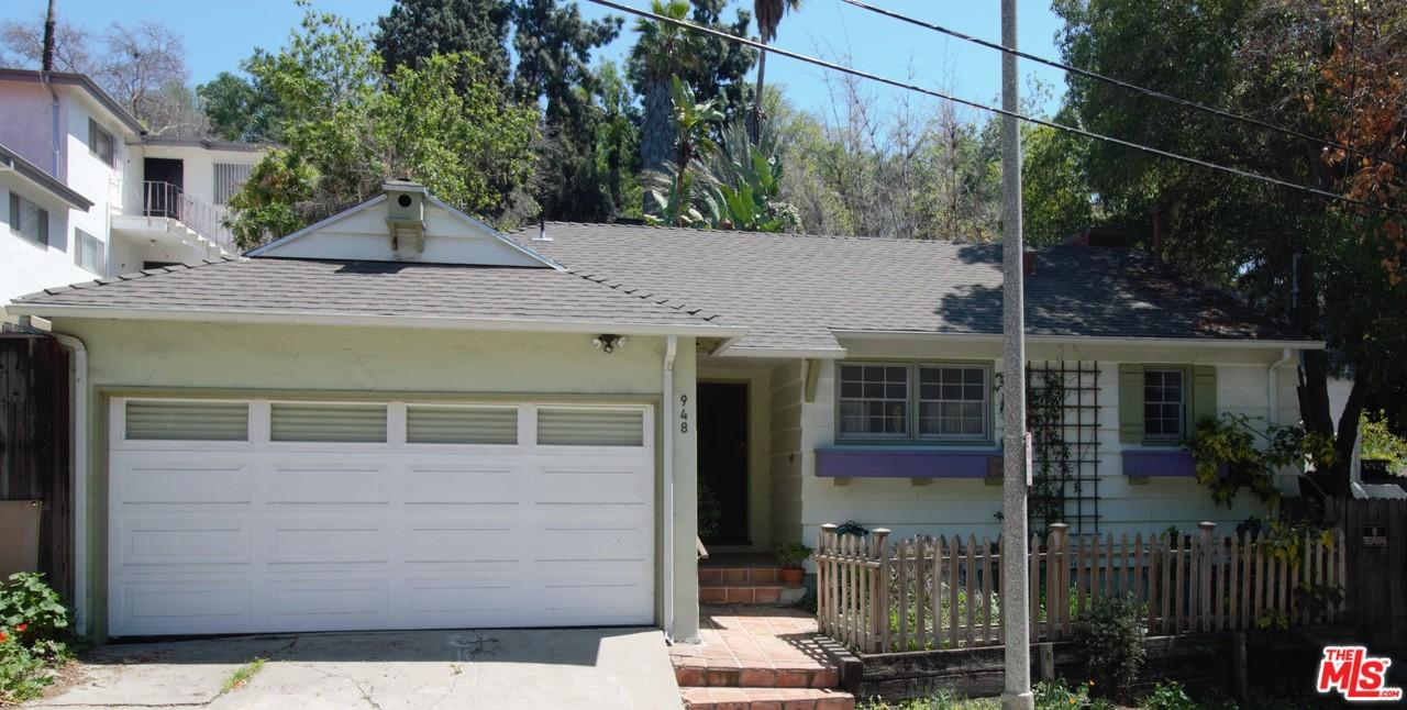 948  TULAROSA Drive, Silver Lake Los Angeles in Los Angeles County, CA 90026 Home for Sale