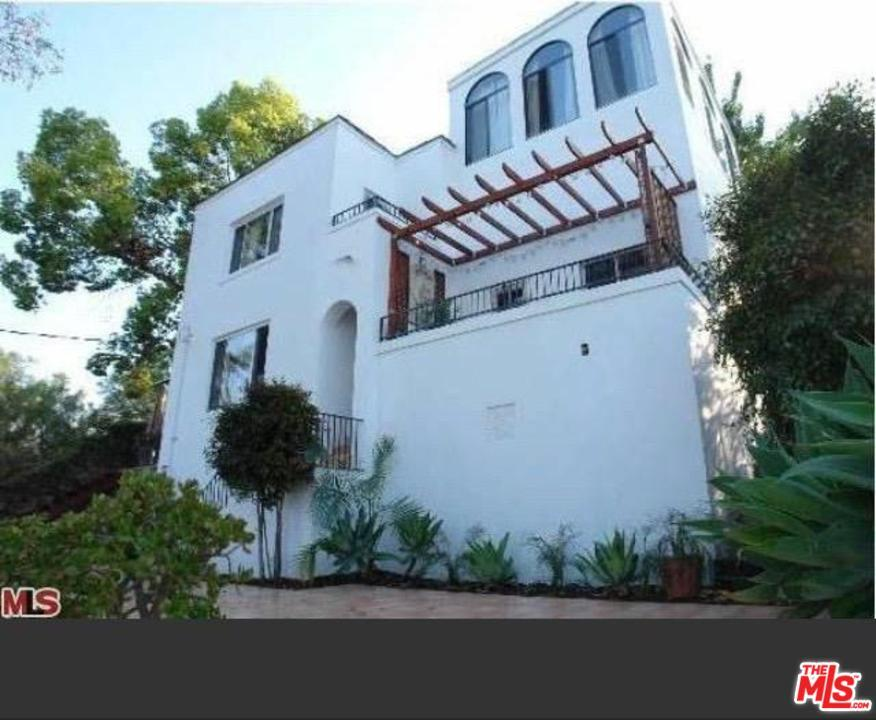 2096  ROSELIN Place, Silver Lake Los Angeles, California