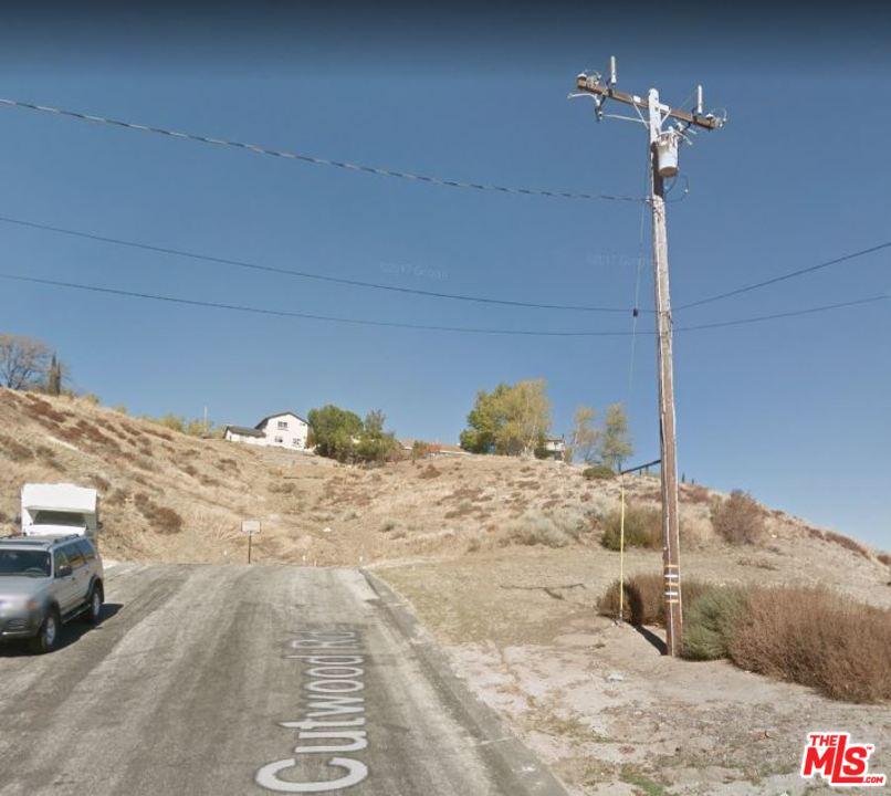 VAC/CUTWOOD RD/VIC ALDER Road Lake Elizabeth, CA 93532