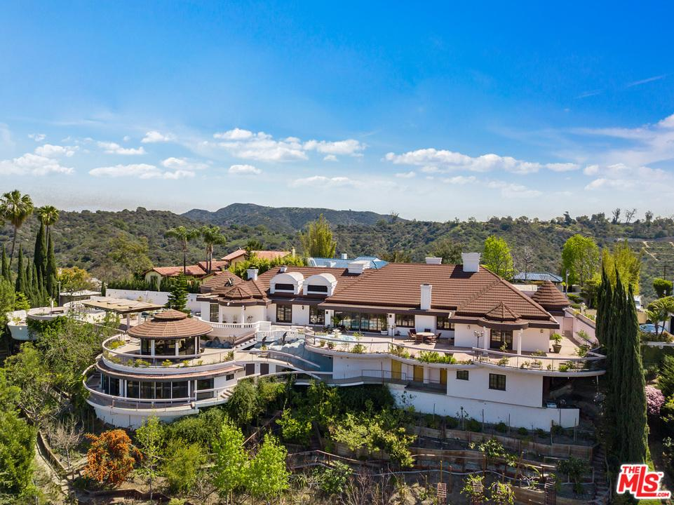 1601  BEL AIR Road, Bel Air in Los Angeles County, CA 90077 Home for Sale