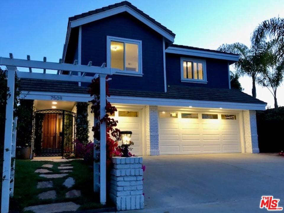 7509 West 83rd Street Playa Del Rey, CA 90293