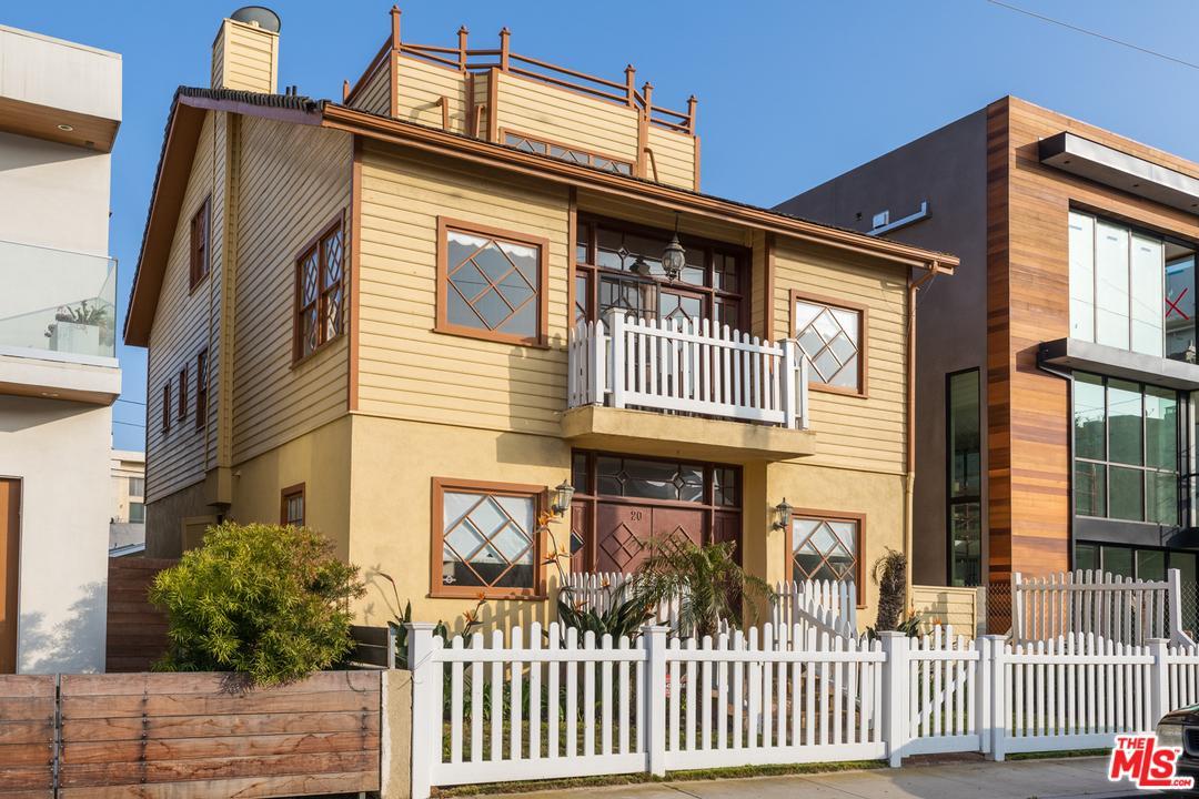 20 Hurricane Street Marina Del Rey, CA 90292