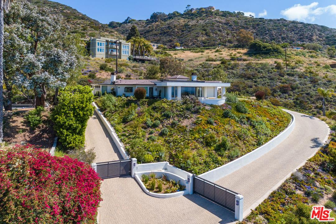 31347 PACIFIC COAST Highway, Malibu Canyon, California
