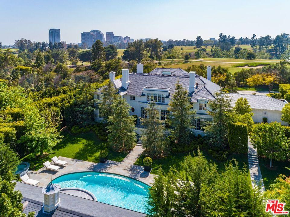 826  GREENWAY Drive, Beverly Hills, California