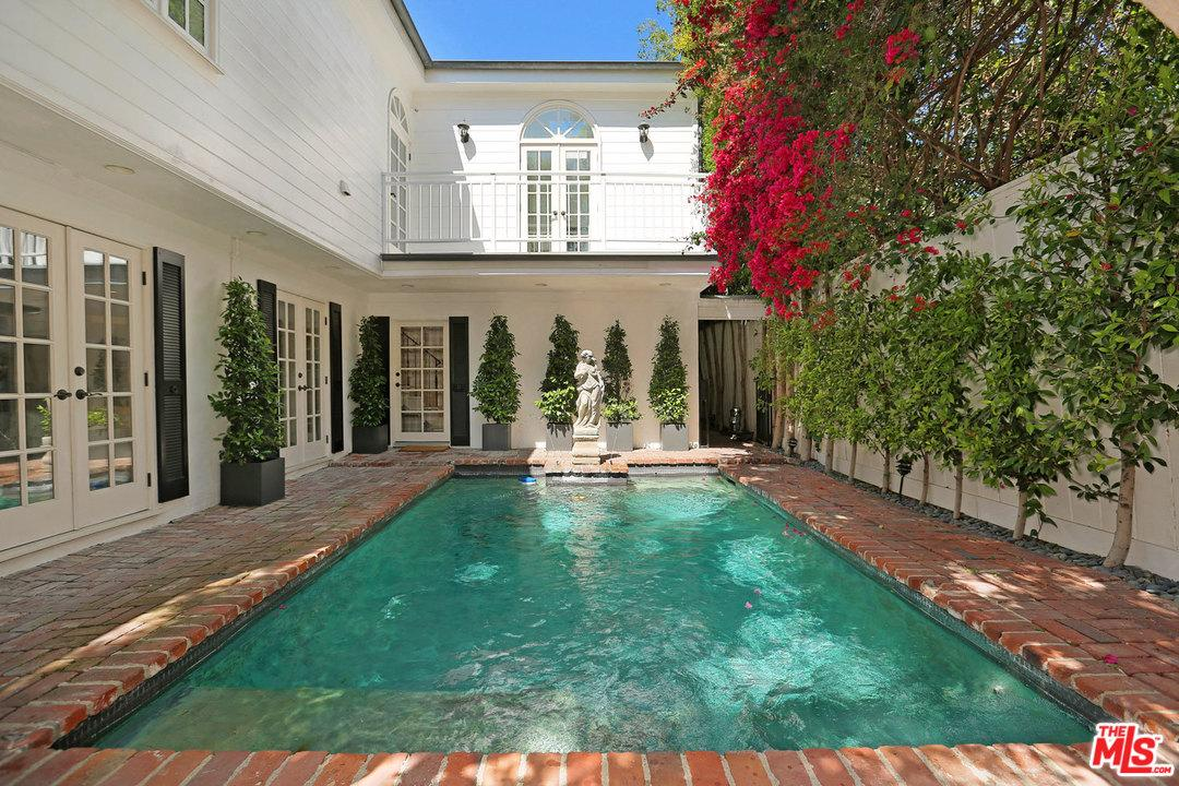 1129  BENEDICT CANYON Drive, Beverly Hills, California