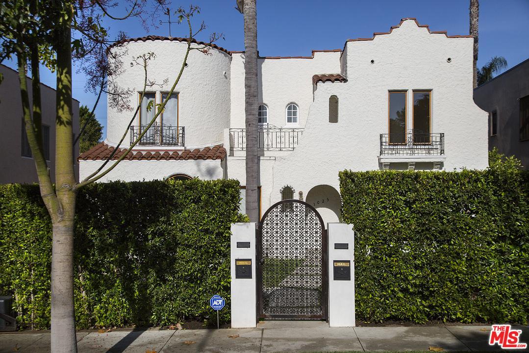 1023 North La Jolla Avenue West Hollywood, CA 90046