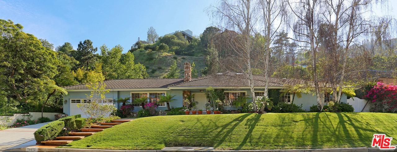 10612  LINDAMERE Drive, Bel Air, California