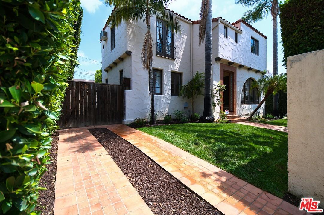 8915  Rangely Avenue West Hollywood, CA 90048