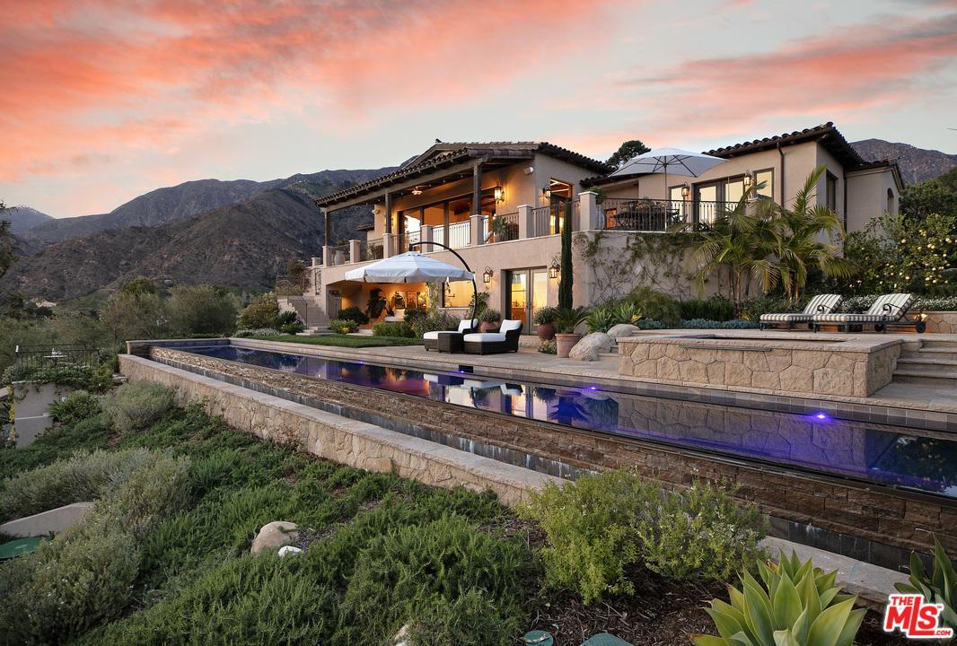 3077 HIDDEN VALLEY Lane Santa Barbara, CA 93108