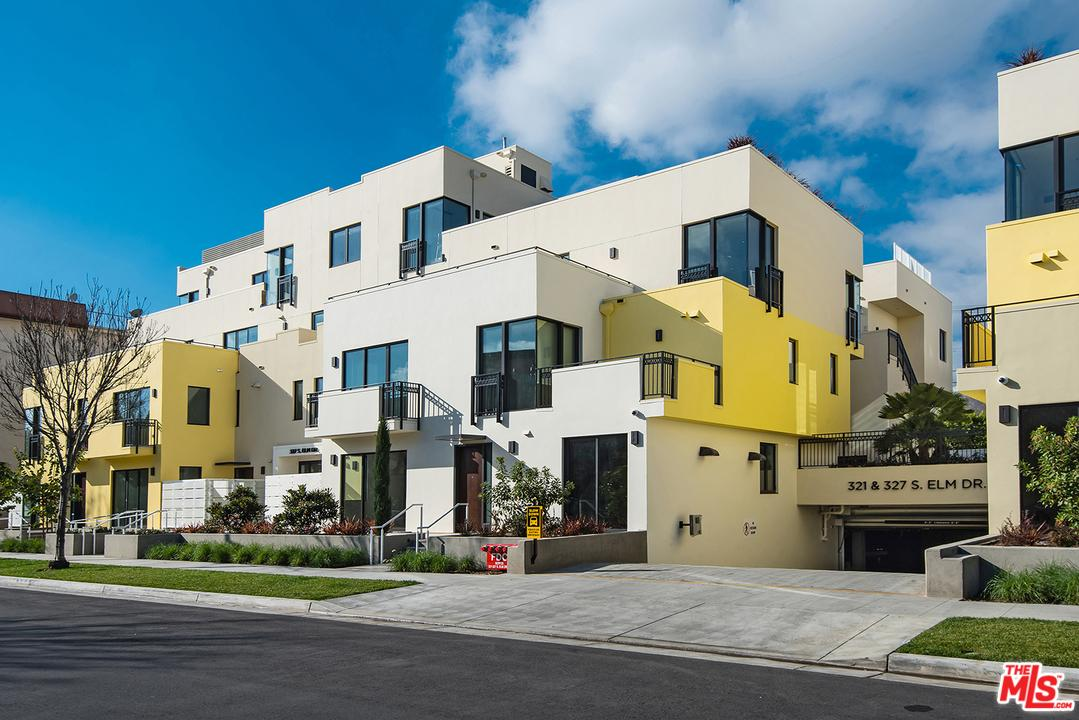 327 South ELM Drive 117, Beverly Hills, California