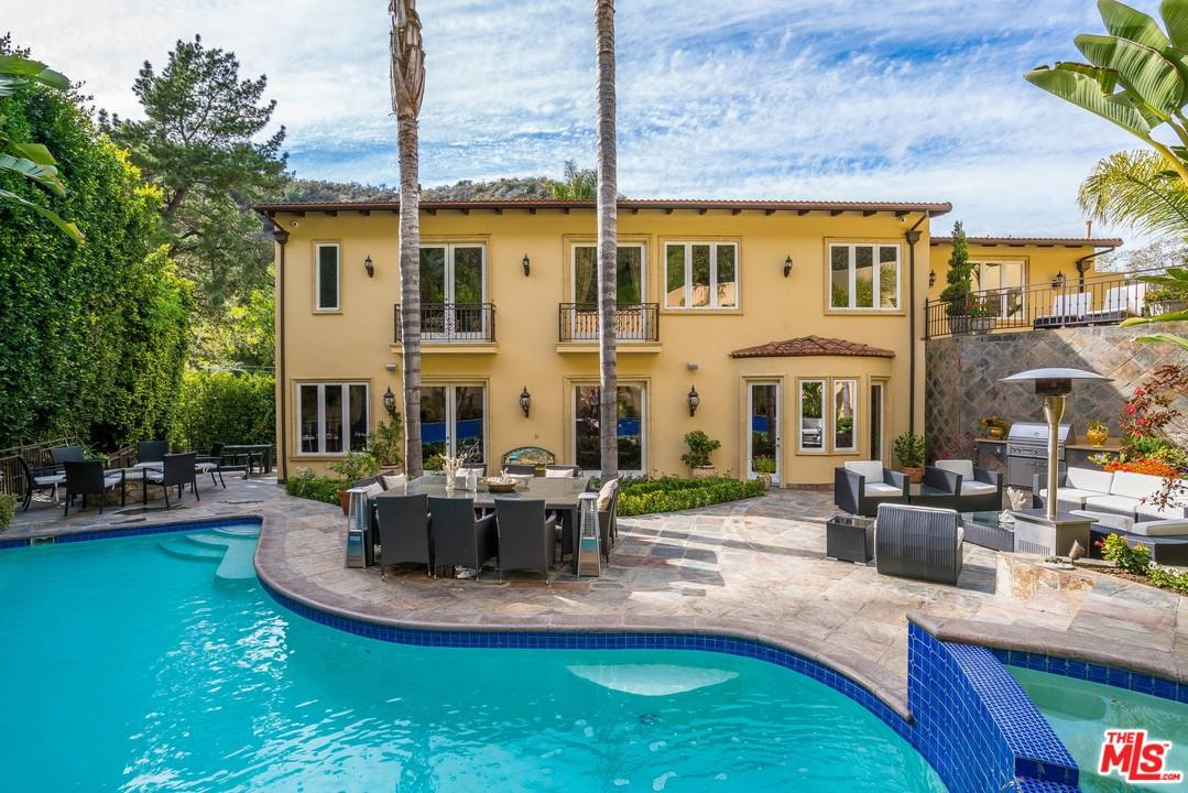 1930 BENEDICT CANYON Drive, Beverly Hills in Los Angeles County, CA 90210 Home for Sale