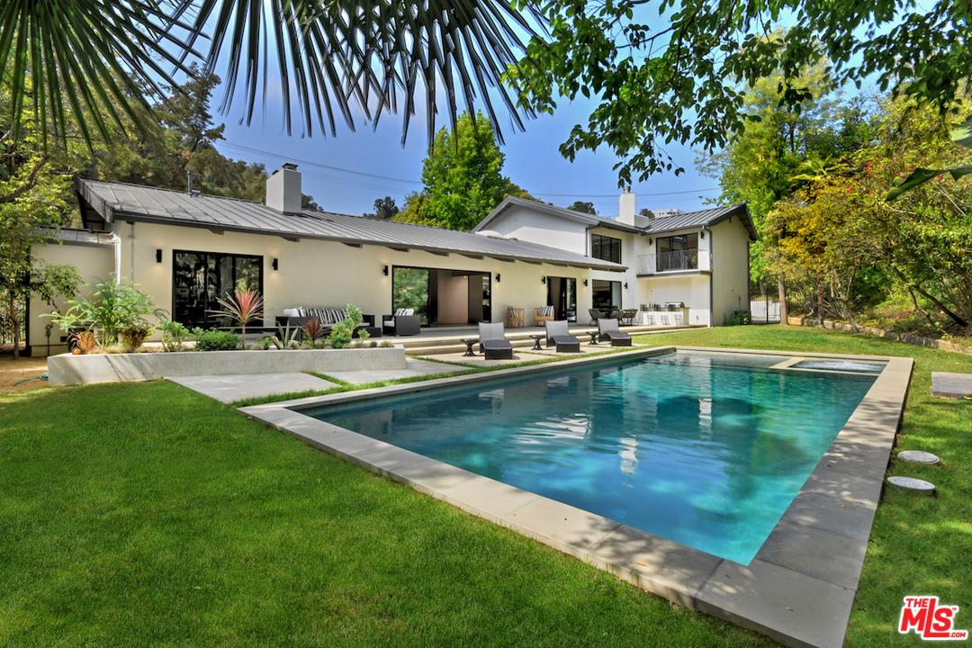 2669  ROSCOMARE Road, Bel Air in Los Angeles County, CA 90077 Home for Sale