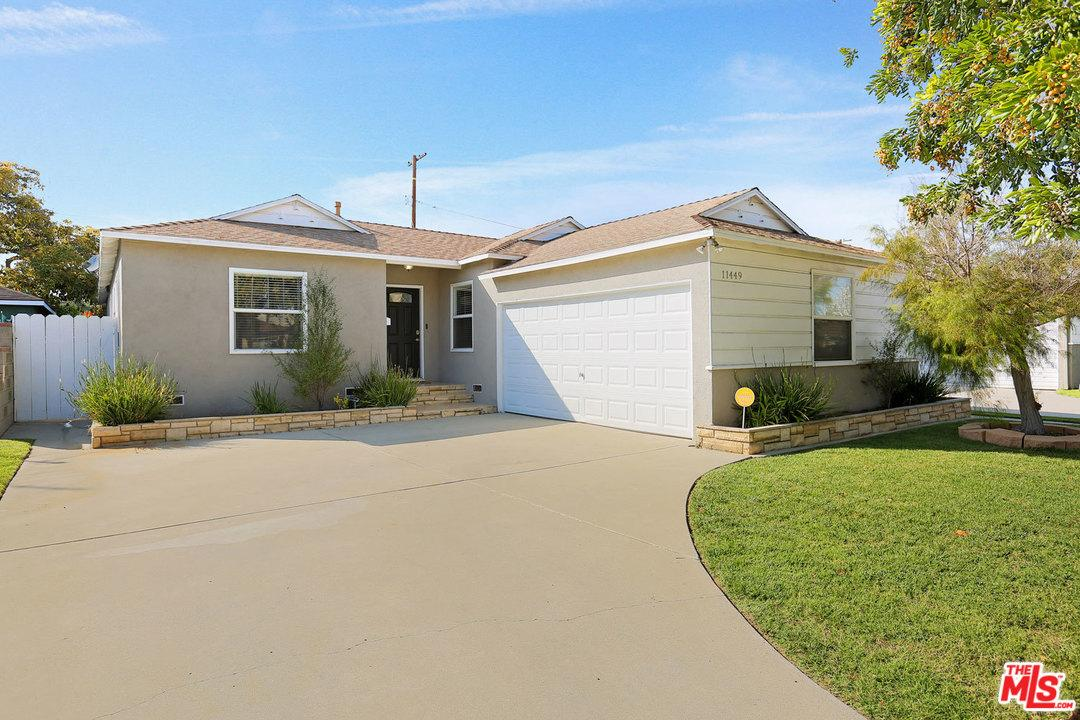 11449  Segrell Way Culver City, CA 90230