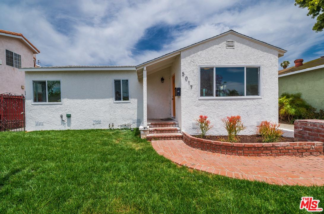 5017 West 123rd Place Hawthorne, CA 90250
