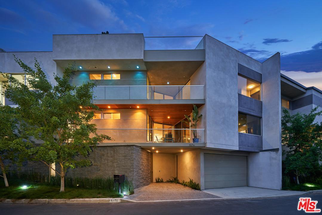 3274 North KNOLL Drive, Hollywood Hills, California