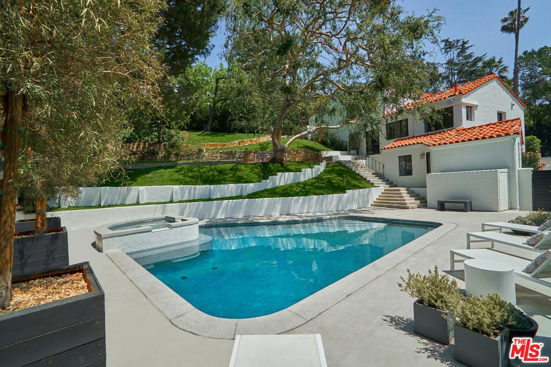 6225 QUEBEC Drive, Hollywood Hills, California