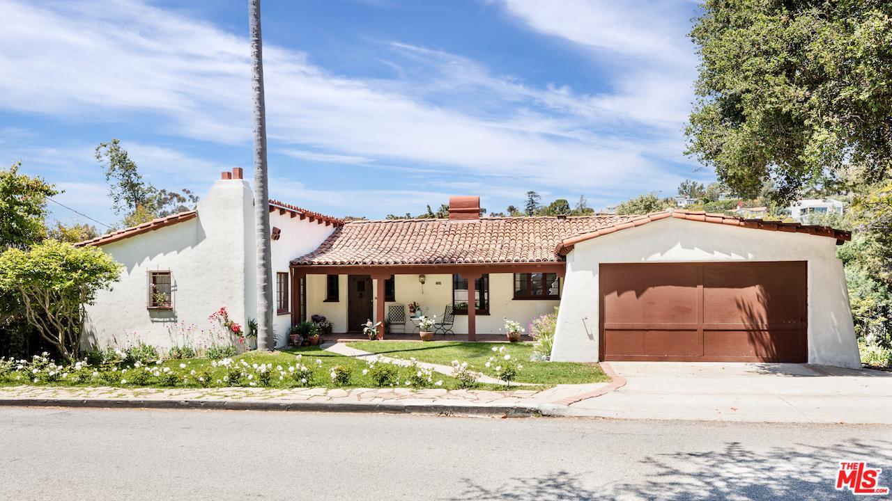 401 Mesa Road Santa Monica, CA 90402