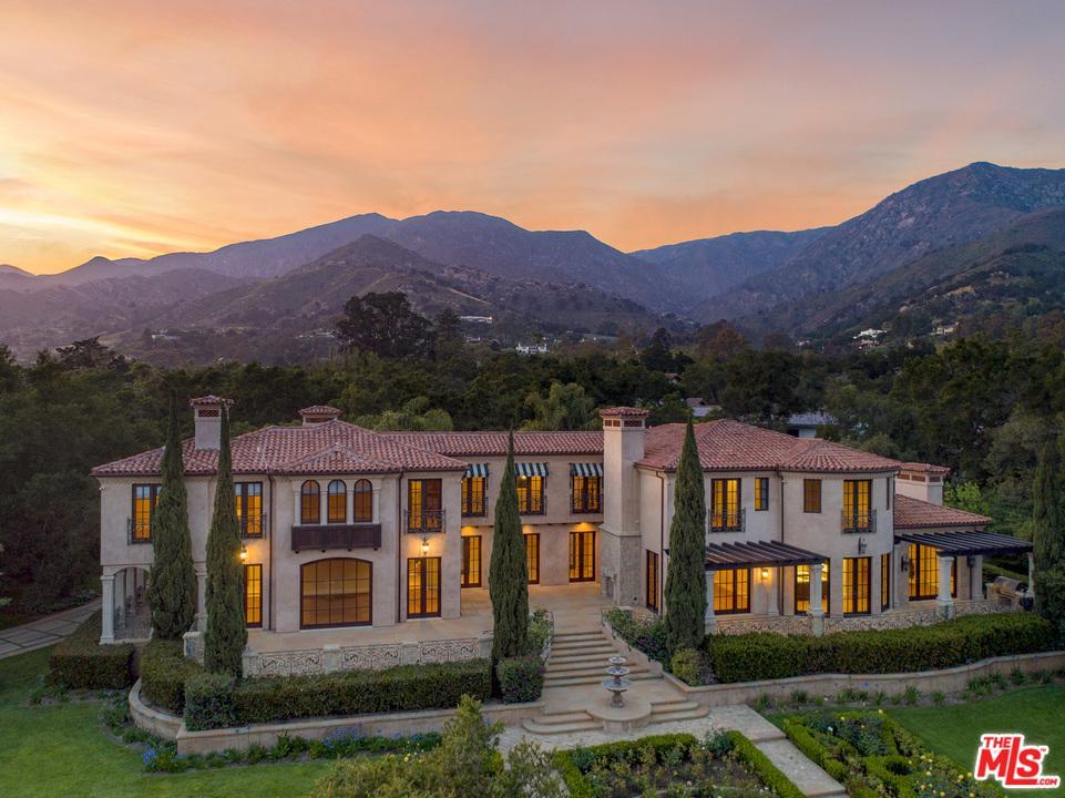 1664 East VALLEY Road Santa Barbara, CA 93108