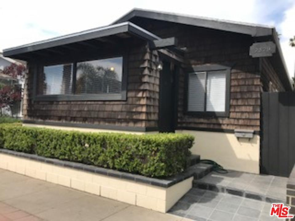New Listings property for sale at 2329  BEACH Avenue, Venice California 90291