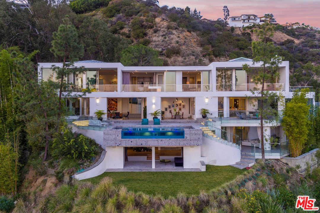 8854 THRASHER Avenue, Hollywood Hills, California 5 Bedroom as one of Homes & Land Real Estate