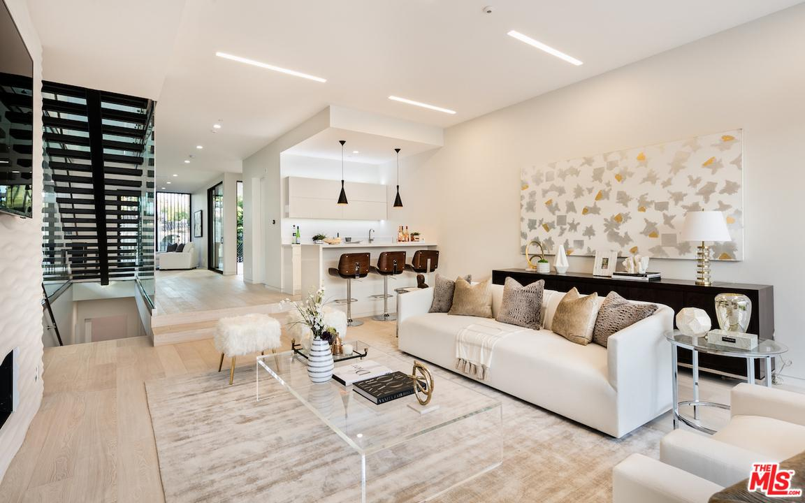 125 North STANLEY Drive, Beverly Hills in Los Angeles County, CA 90211 Home for Sale
