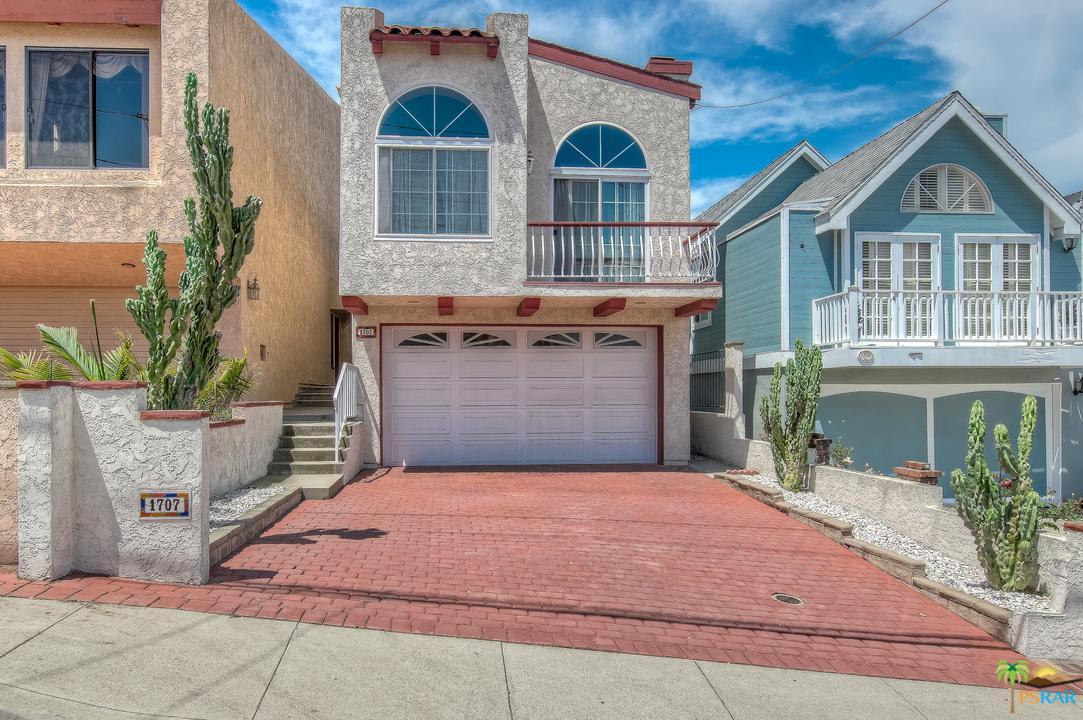 1707 Ford Avenue Redondo Beach, CA 90278