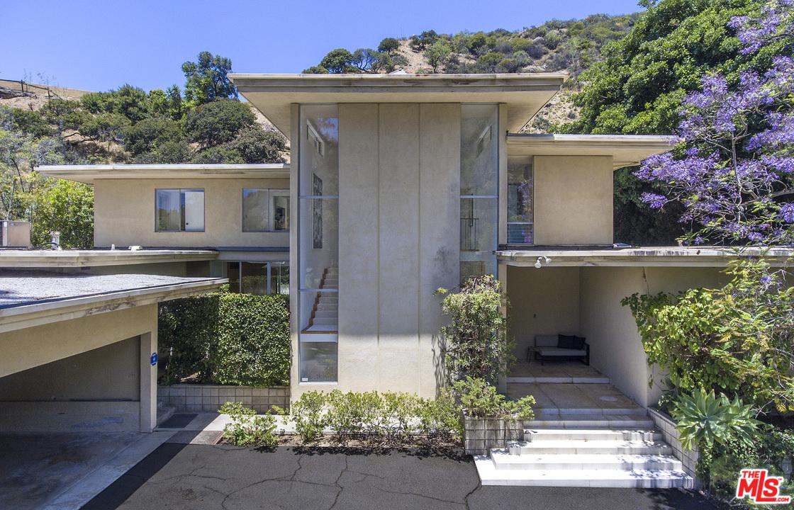 9509 HEATHER Road, Beverly Hills in Los Angeles County, CA 90210 Home for Sale