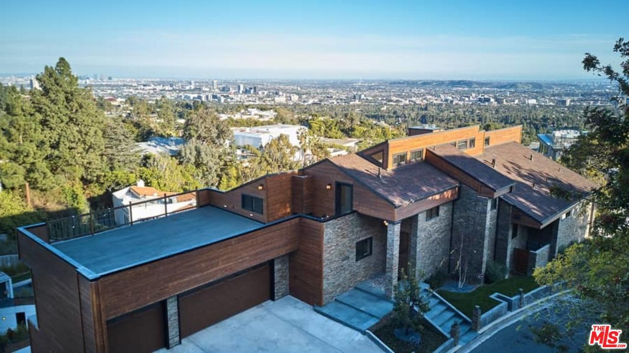 1456 ALTRIDGE Drive, Beverly Hills, California