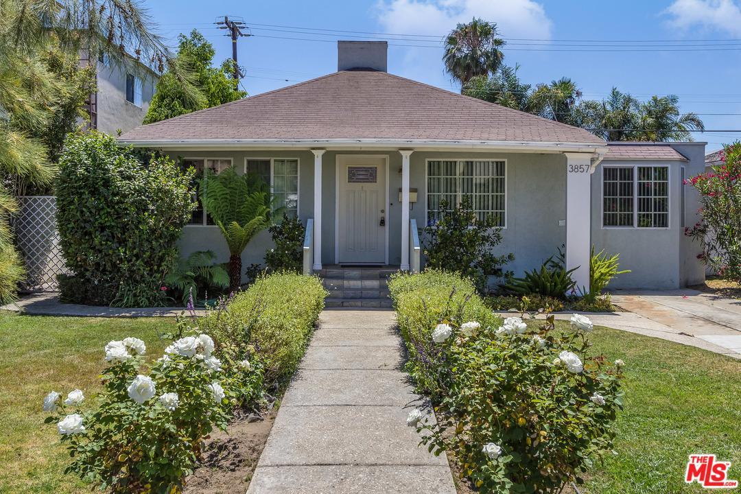 3857 Bentley Avenue Culver City, CA 90232