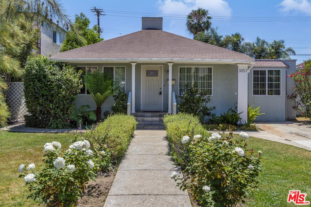3857 Bentley Avenue Culver City, CA 90232