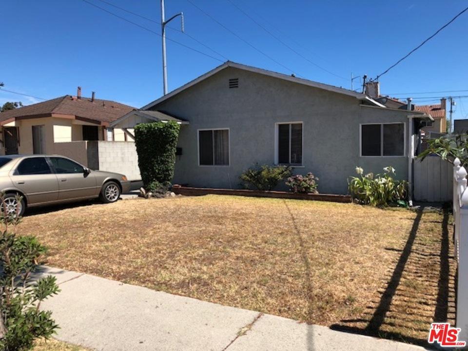 4506 West 160th Street Lawndale, CA 90260