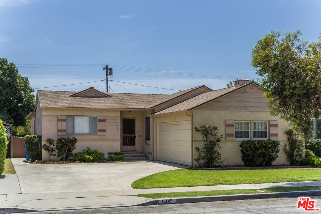 5349 Selmaraine Drive Culver City, CA 90230