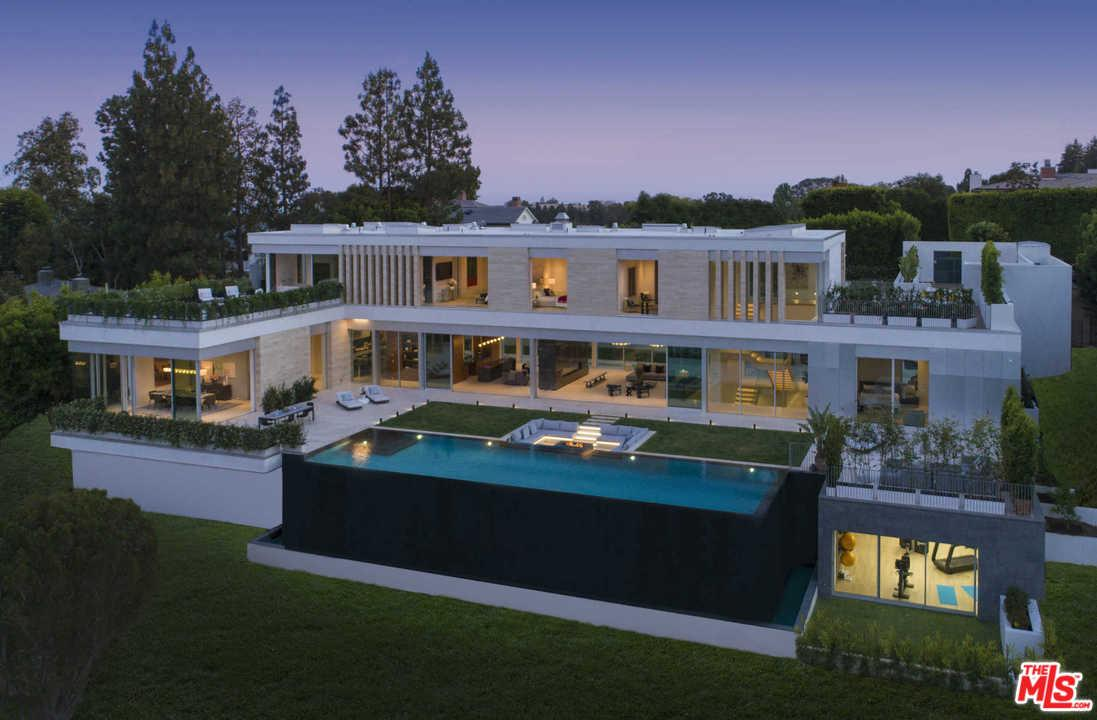 642 PERUGIA Way, Bel Air, California