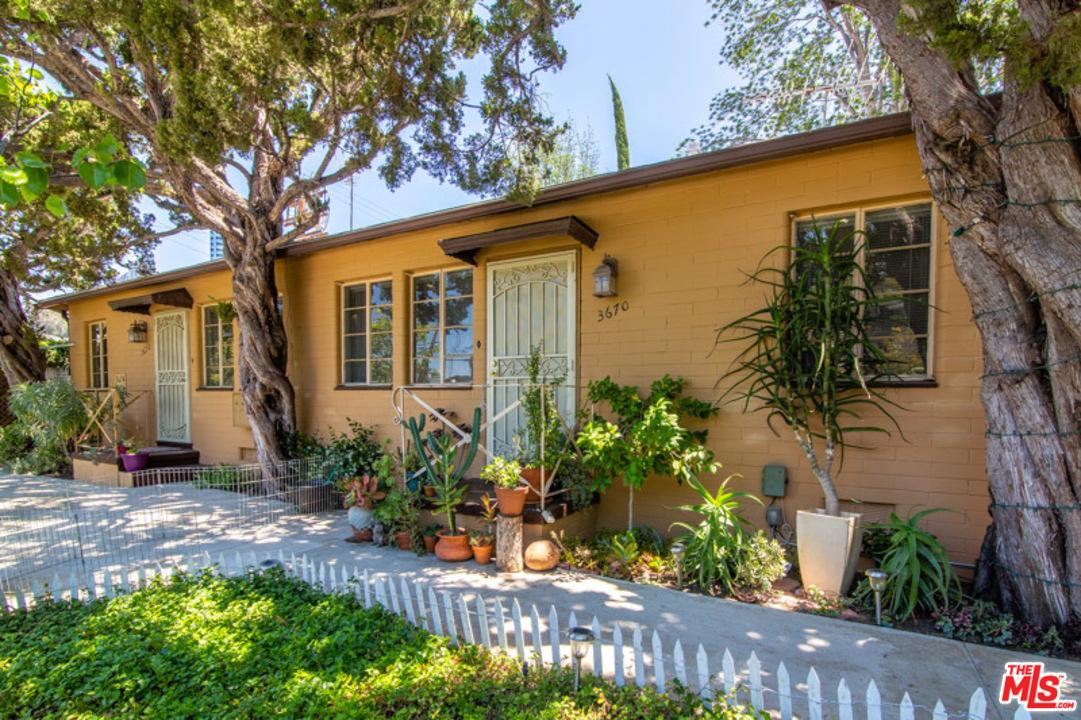 3670 Regal Place Los Angeles, CA 90068