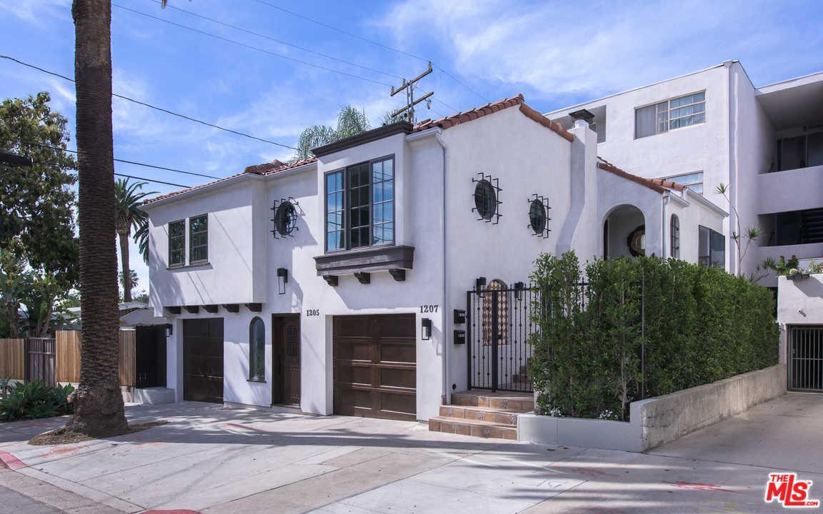 1205 North Spaulding Avenue West Hollywood, CA 90046