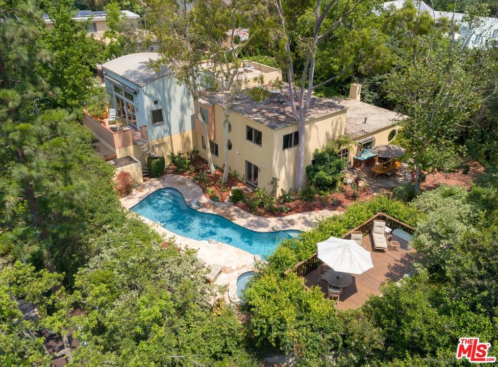 9772 BLANTYRE Drive, Beverly Hills, California