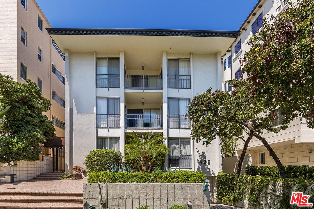 435 North PALM Drive 301, Beverly Hills, California