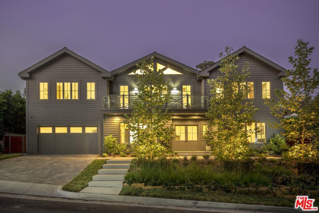 1034 Maroney Lane Pacific Palisades, CA 90272