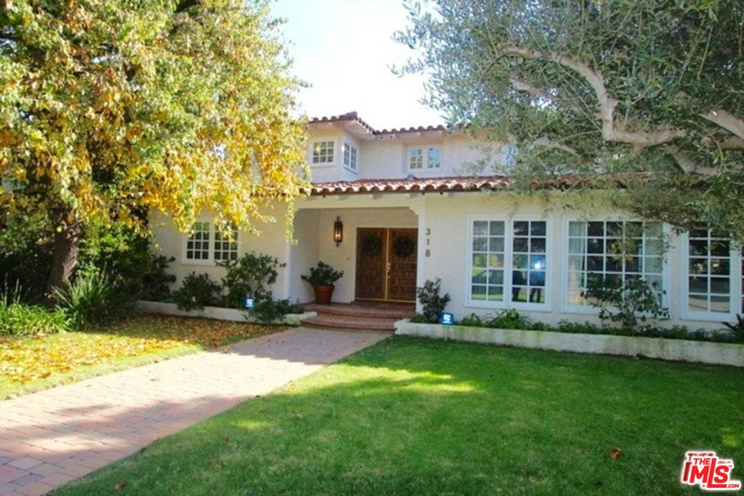 One of Santa Monica Homes for Sale at 318 GEORGINA Avenue, 90402