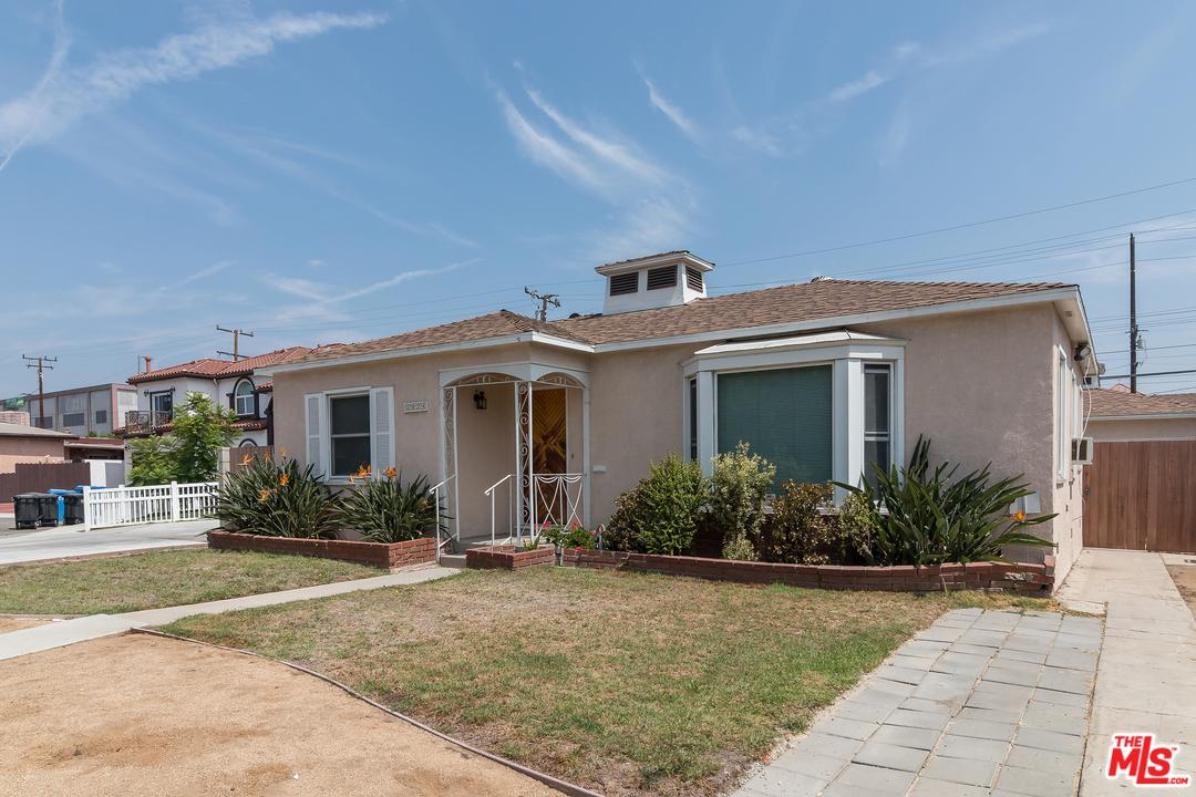 Single Story property for sale at 3924 TULLER Avenue, Culver City California 90230