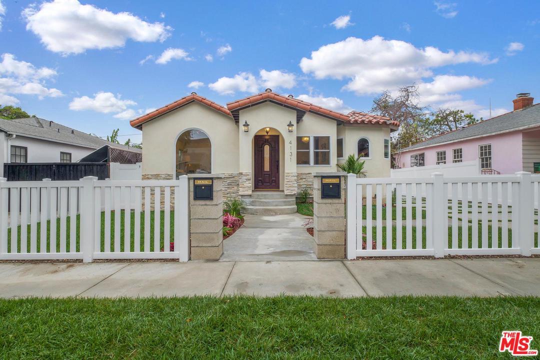 Cul de Sac property for sale at 4131 HUNTLEY Avenue, Culver City California 90230